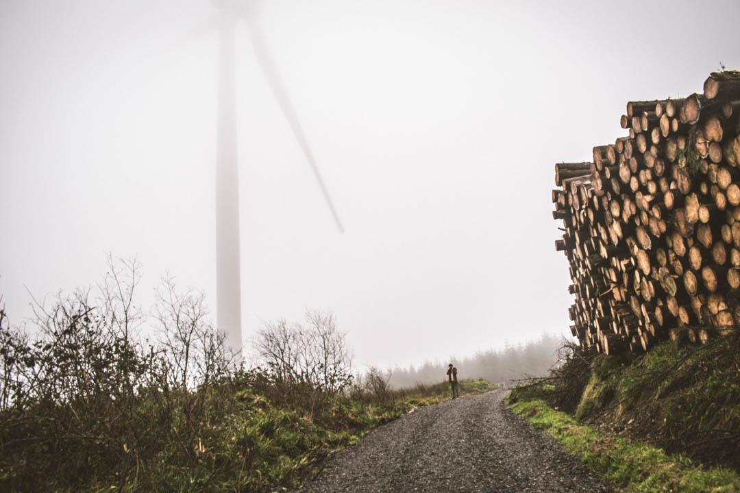 eoghan, windmill, sliabh bawn, ireland