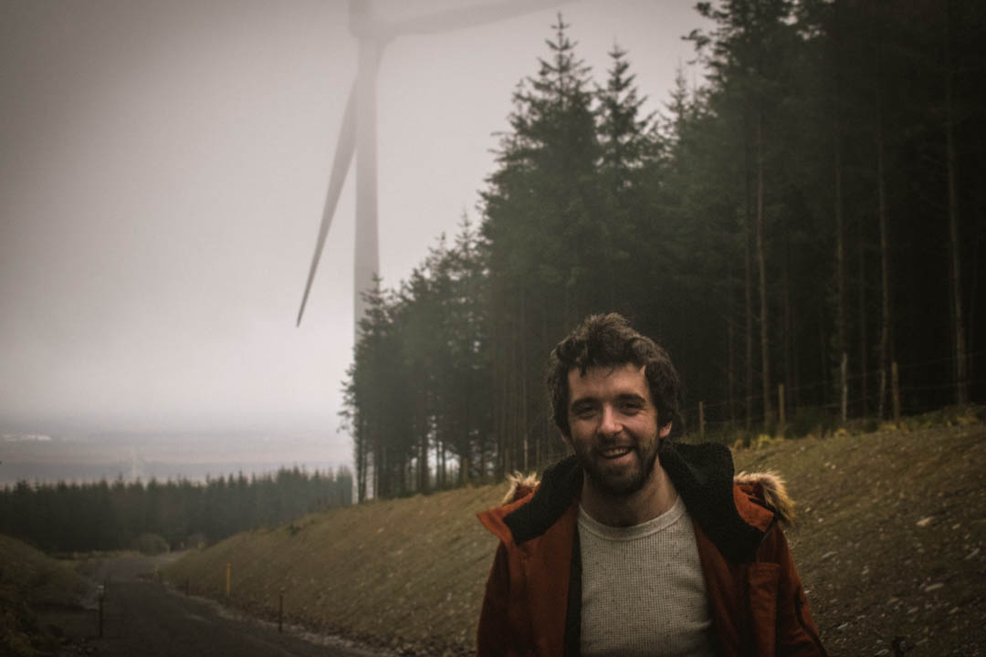 windmill, sliabh bawn, ireland