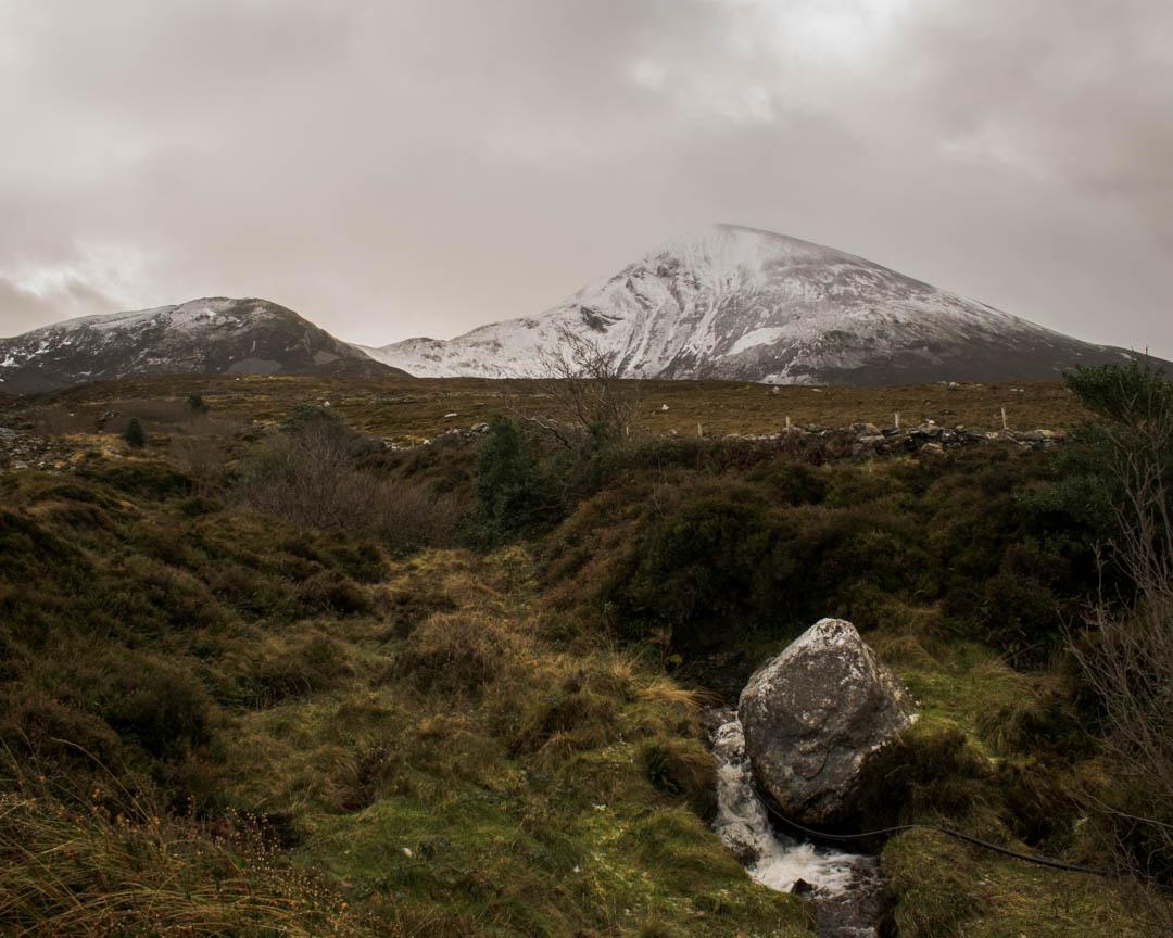 croagh patrick, mountain, ireland, mayo , tinyboots