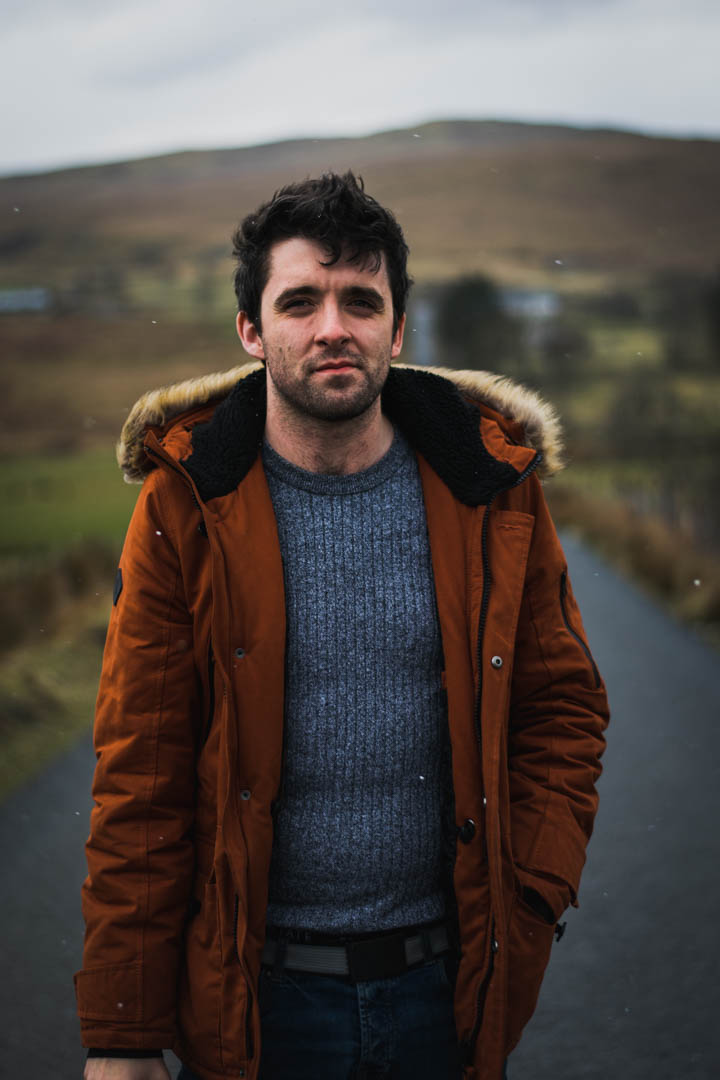 eoghan, donegal, ireland, photoshoot