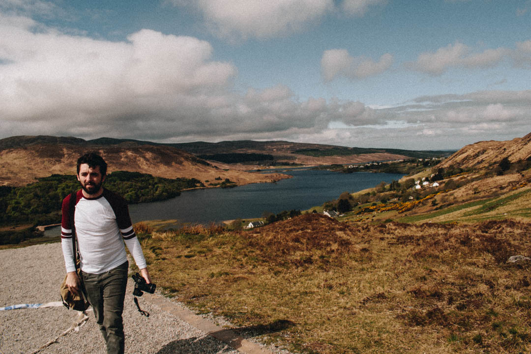 donegal, ireland, wild atlantic way