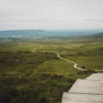 hikes in ireland, cuilcagh way