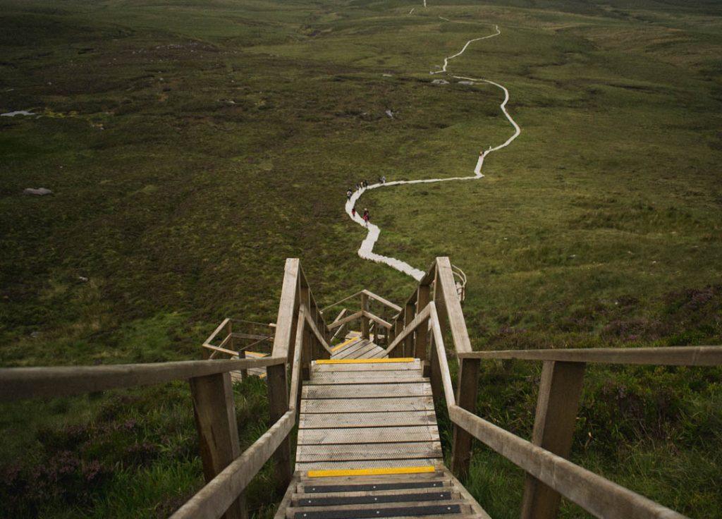 cuilcagh mountain board walk
