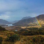 ladies view killarney national park nature rainbow, national parks