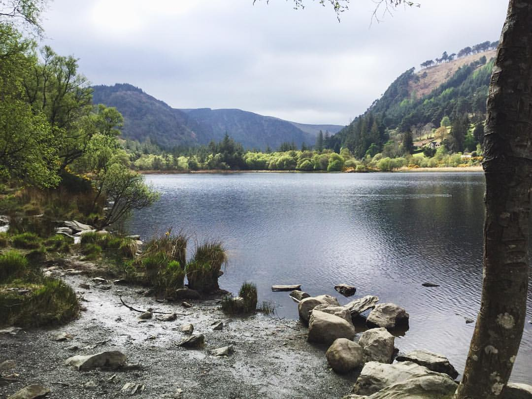 glendalough, wicklow, ireland, must see places