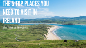 places for a weekend way ireland