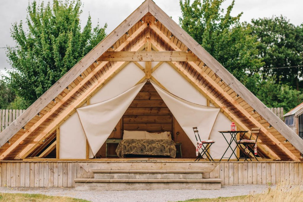 glamping at the grove killarney