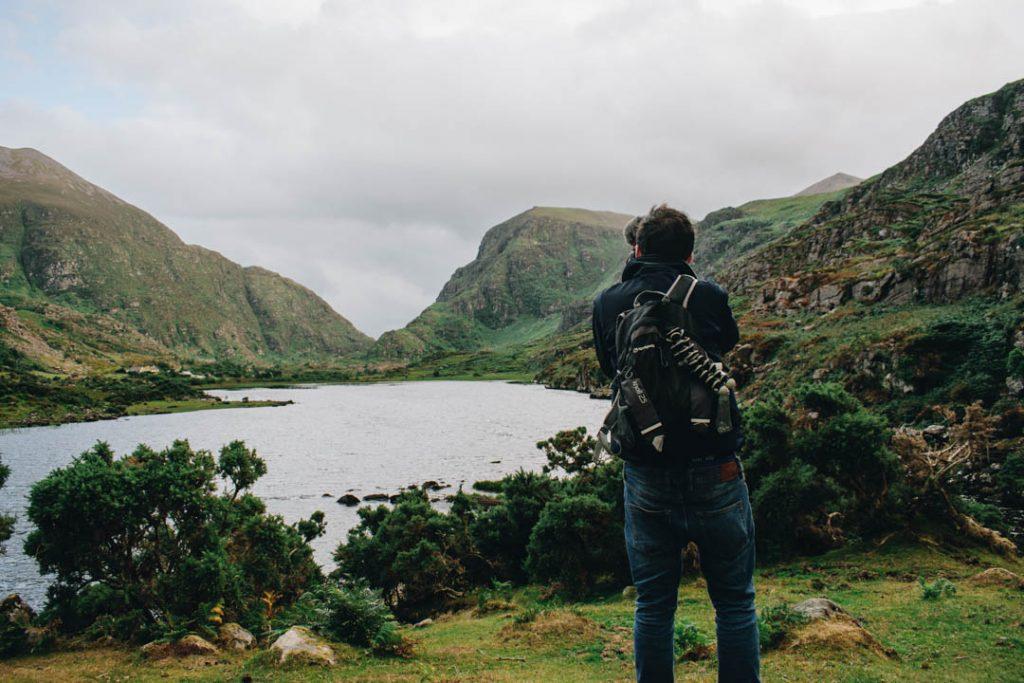 gap of dunloe, kerry, killarney, lake, mountains