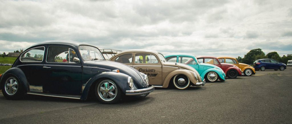 volkswagen beetle vw colourful