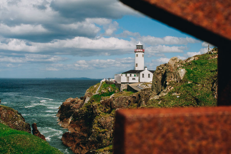 fanad head lighthouse, donegal ireland, places to see in ireland