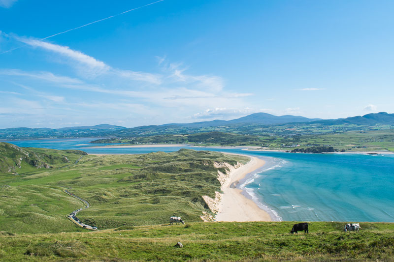 donegal ireland, places to see