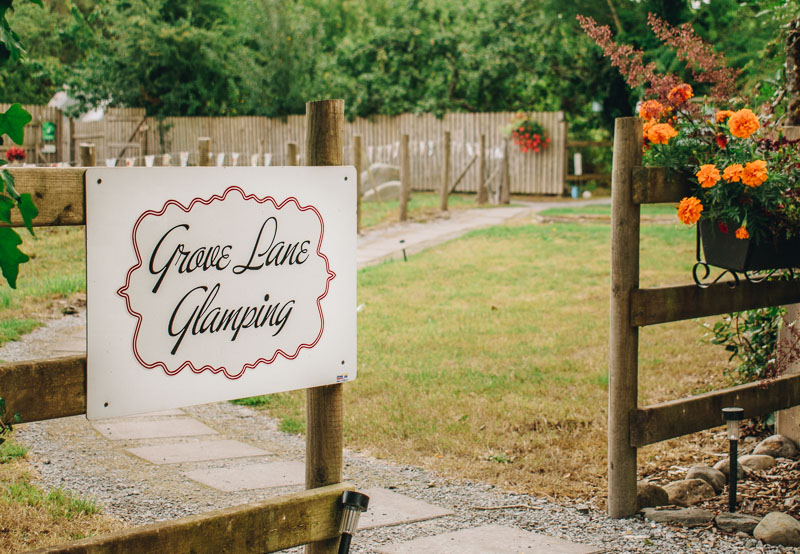 killarney glamping at the grove, review, kerry, ireland