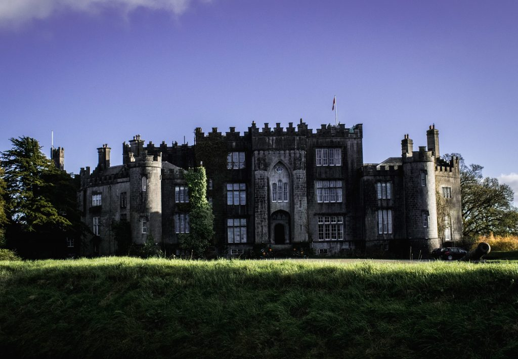 birr castle and gardens halloween activities