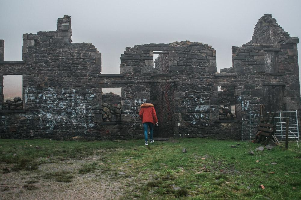 the tales of tinyboots, ireland , wild atlantic way, sligo
