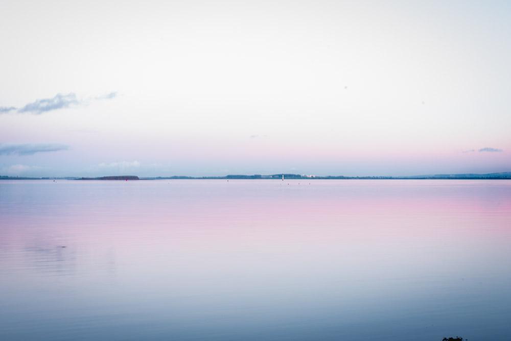 galway city, ireland, ocean , beach, long exposure