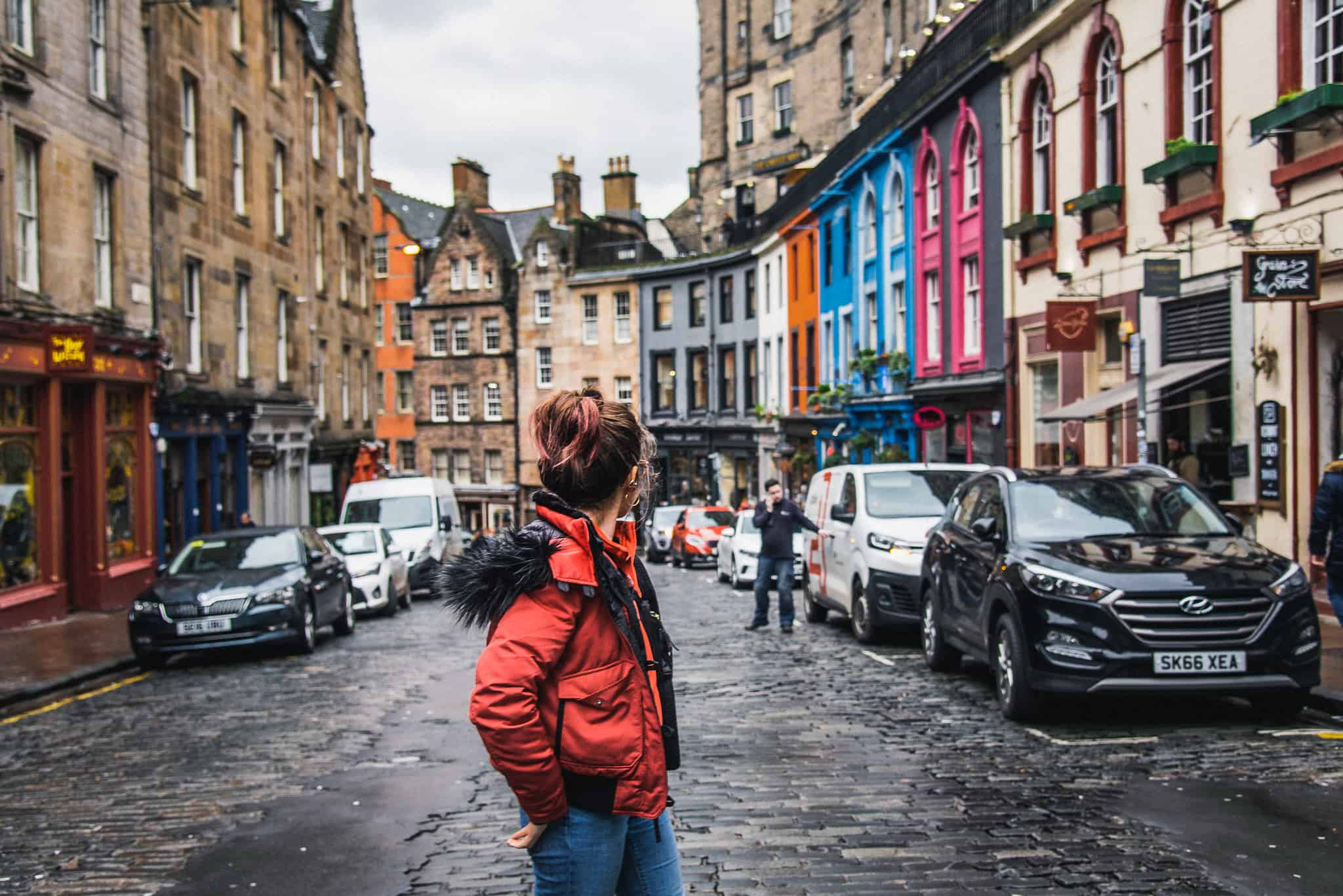 6 Instagrammable Places in Edinburgh – Number 3 is my favourite!