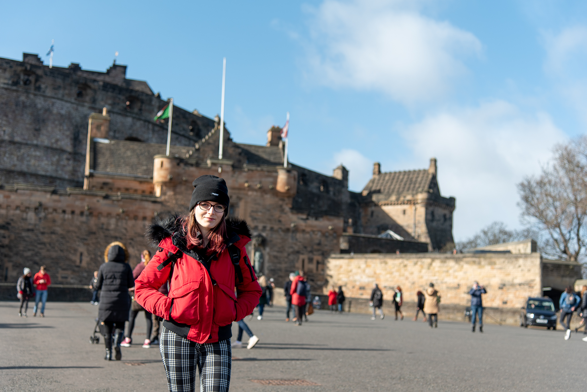 scotland, edinburgh, castle