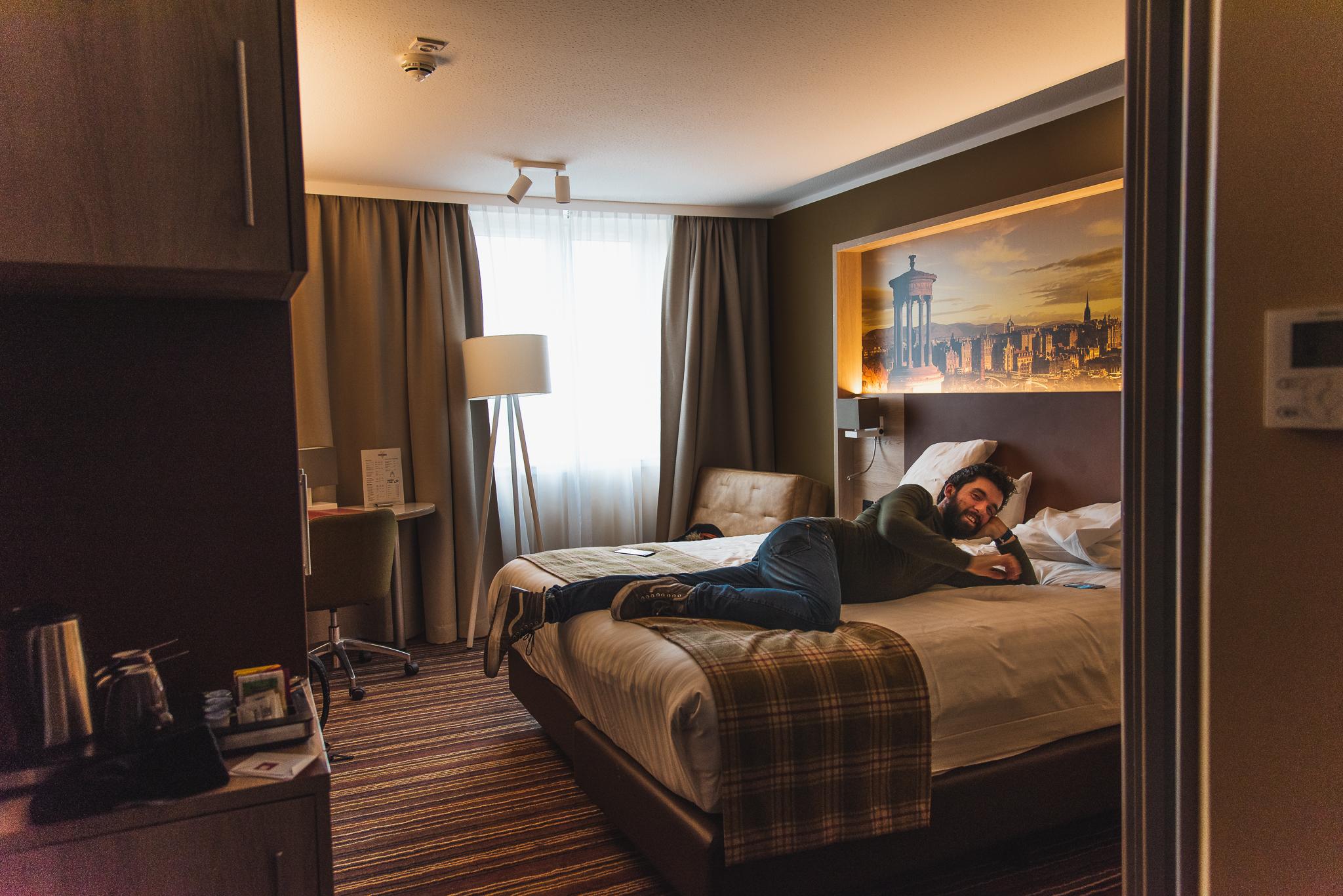 the leonardo royal hotel, edinburgh, tinyboots