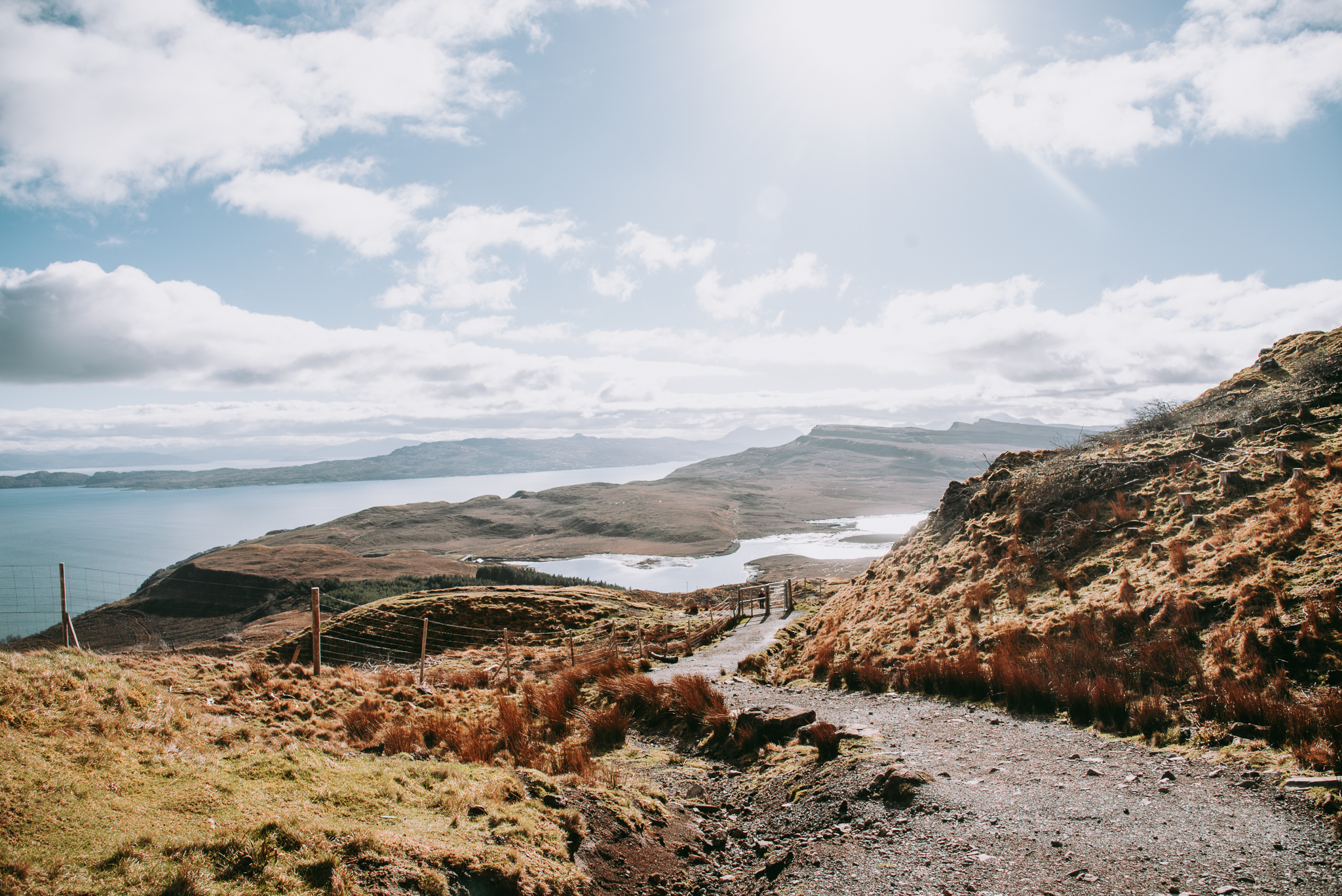 isle of skye, the old man of storr, scotland, roadtrip, hiking