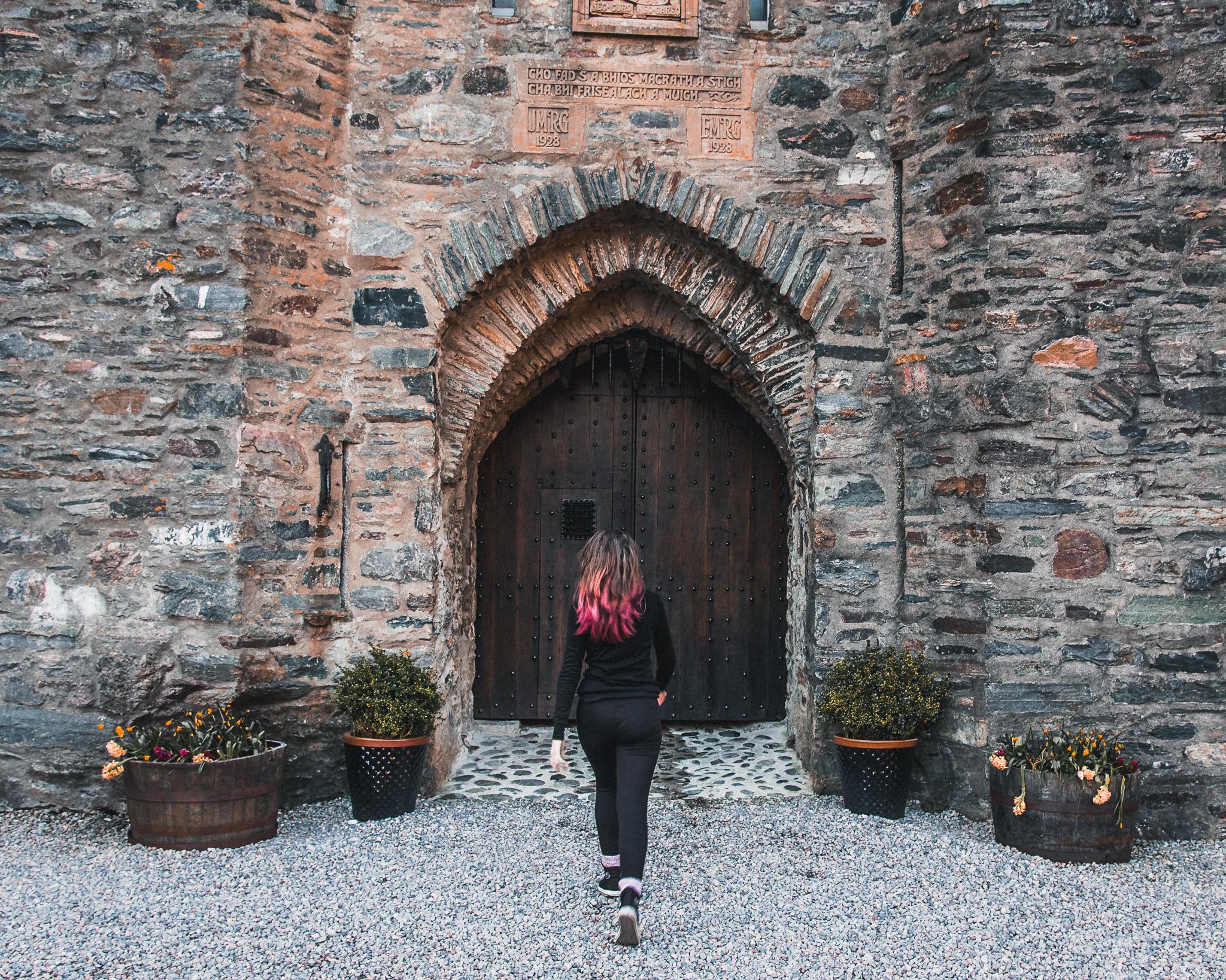 castle of eilean