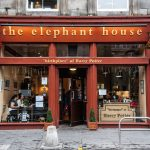 harry potter, edinburgh, magical, tinyboots, elephant house