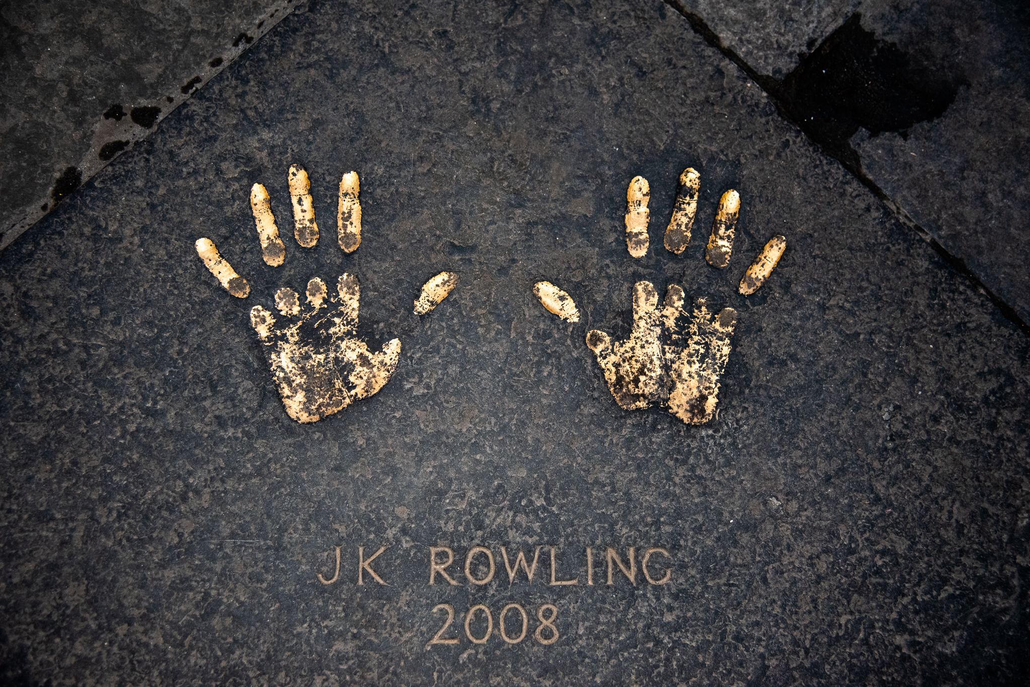 harry potter, edinburgh, magical, tinyboots, jk rowling, hands