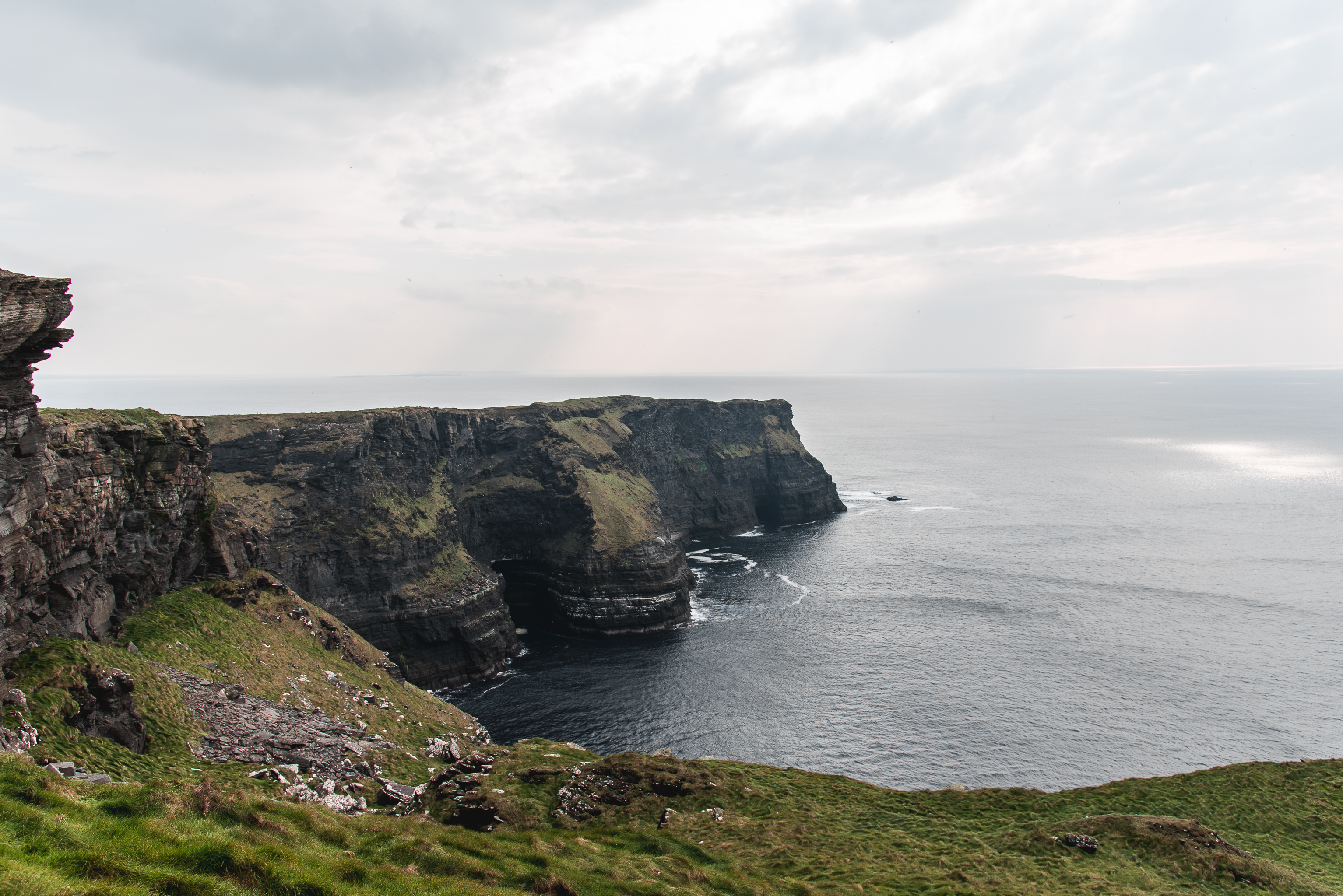 cliffs of moher, wild atlantic way