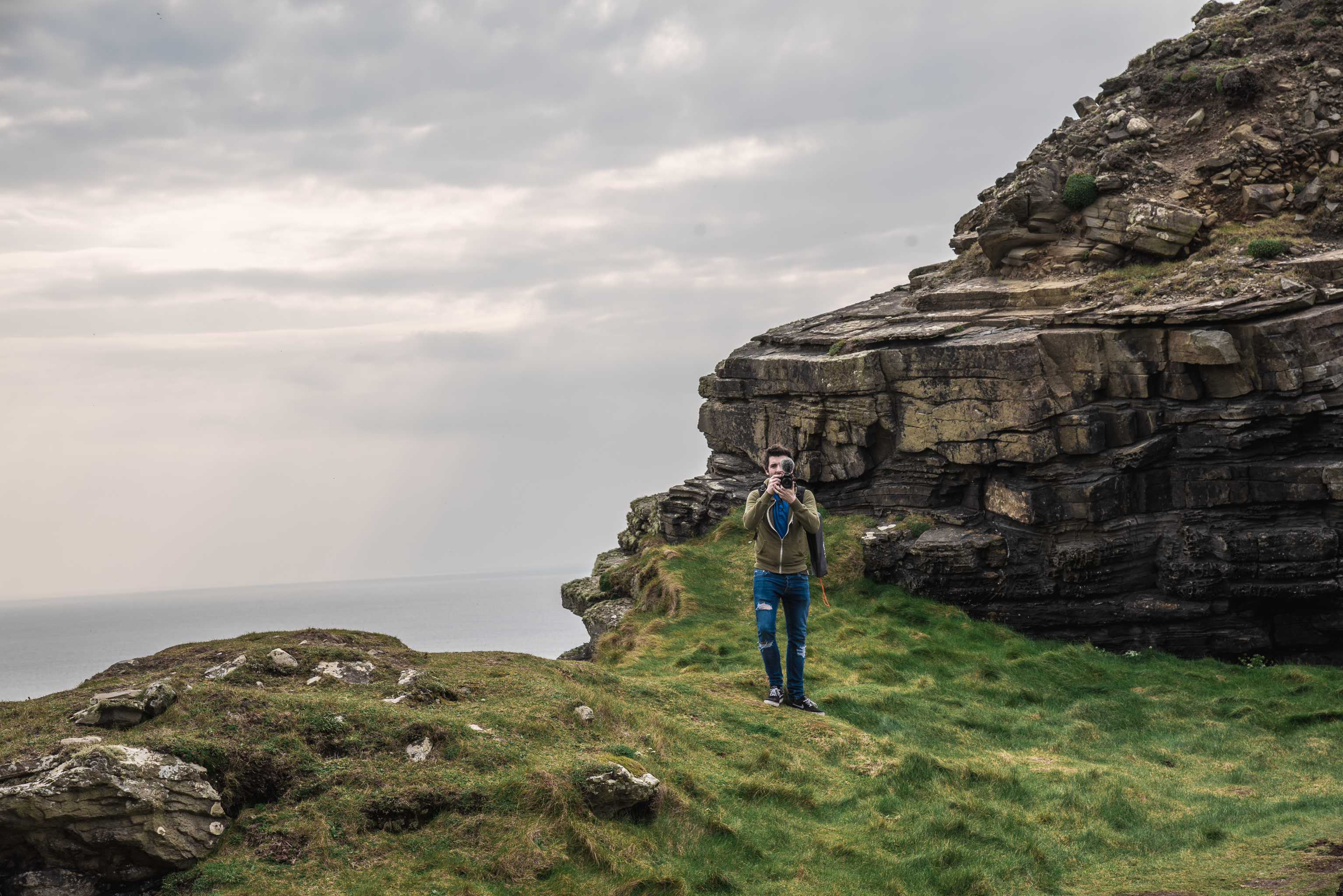 eoghan, cliffs of moher