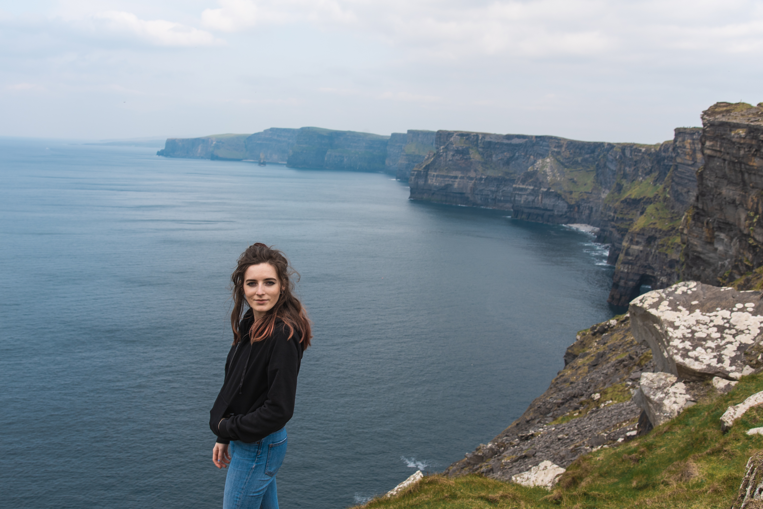 the wild atlantic way, cliffs of moher
