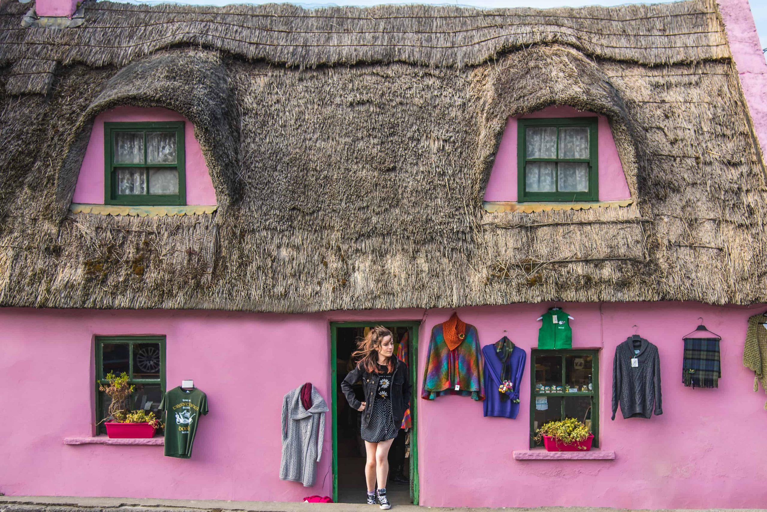 Doolin, cottage, wild atlantic way, clare , ireland