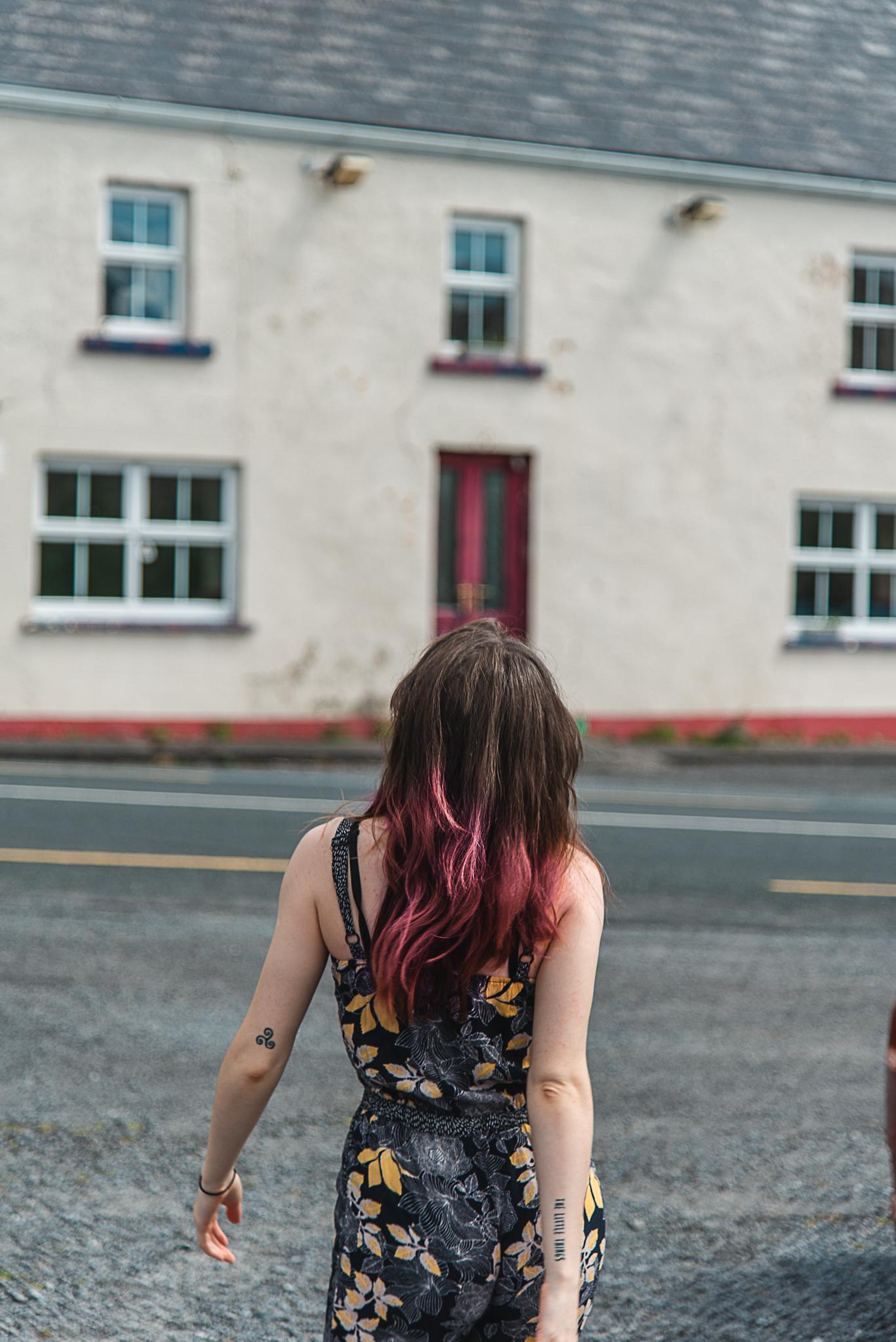 tinyboots, connemara , summer, ireland