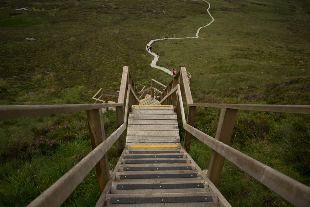 cuilcagh mountain, stairway to heaven guide