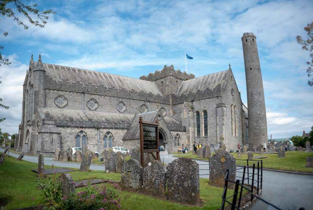 kilkenny, st canices cathedral, tourism, ireland
