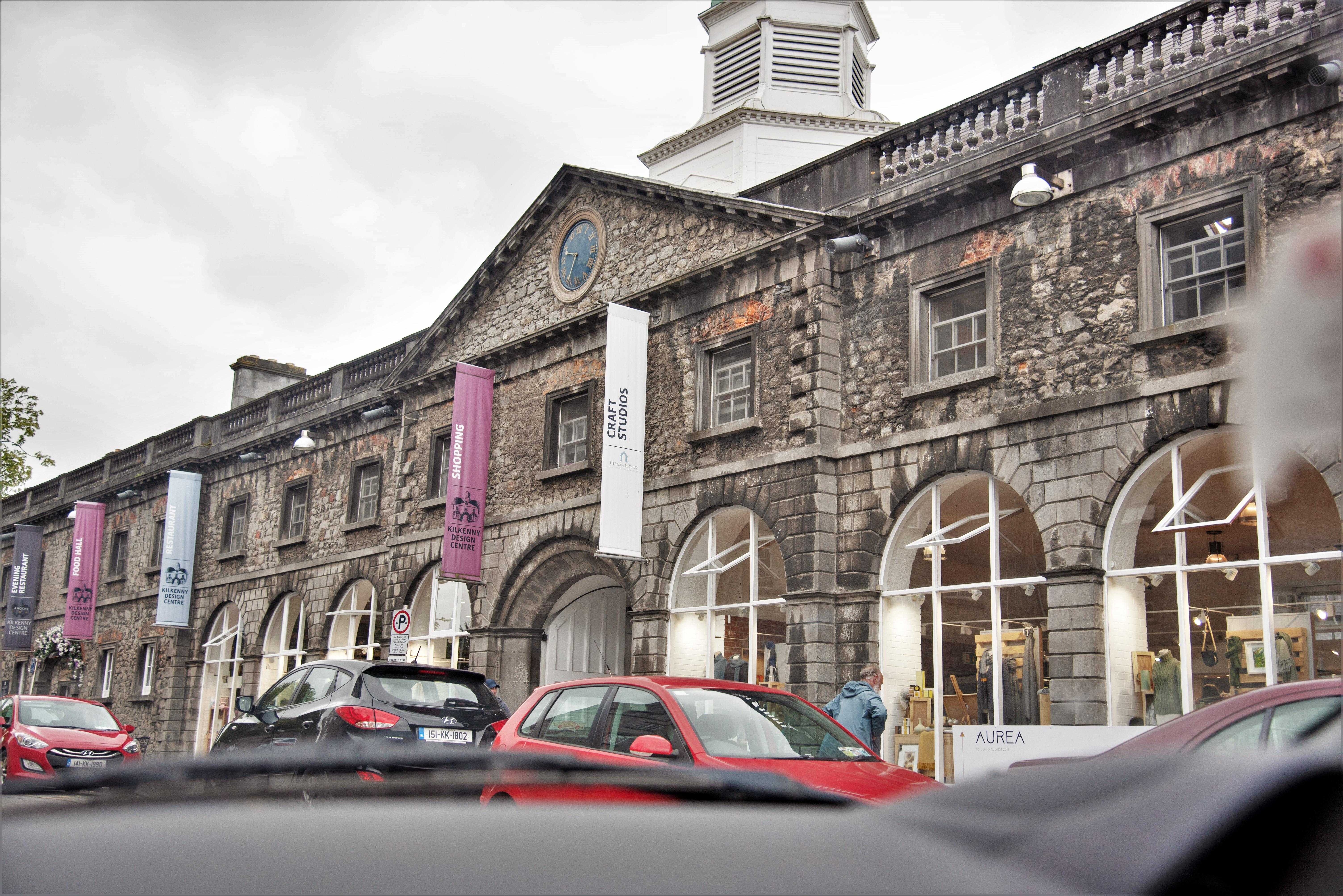 kilkenny, visit to kilkenny, visit kilkenny, design centre