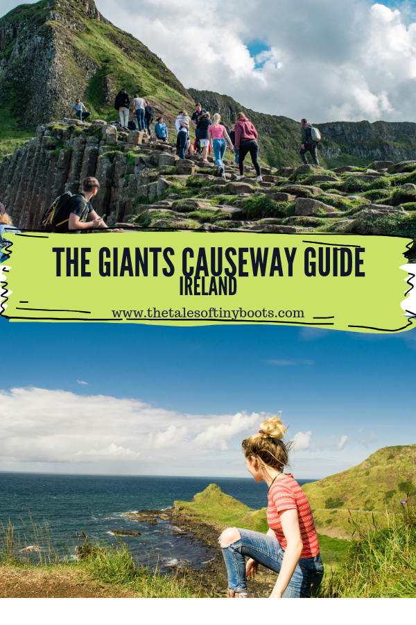 the giants causeway guide , antrim