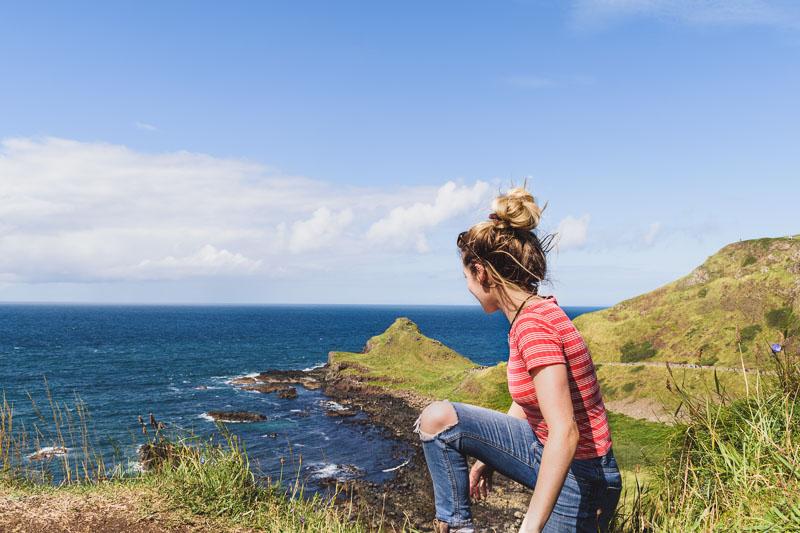 giants causeway, causeway coast, antrim, northern ireland, travel