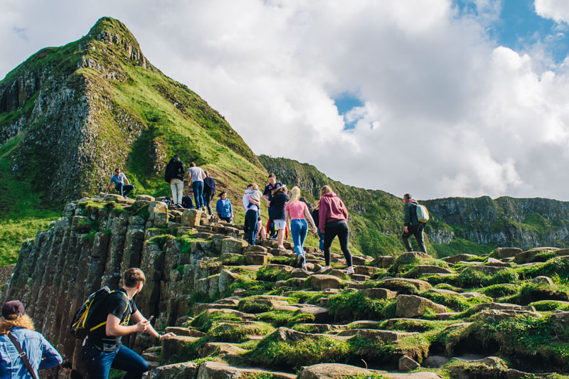 giants causeway, causeway coast, antrim, northern ireland, travel
