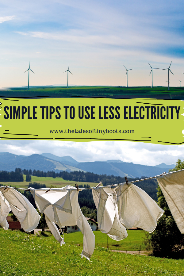 tips to use less electricity, sustainable, renewable, energy, save the planet, extinction rebellion