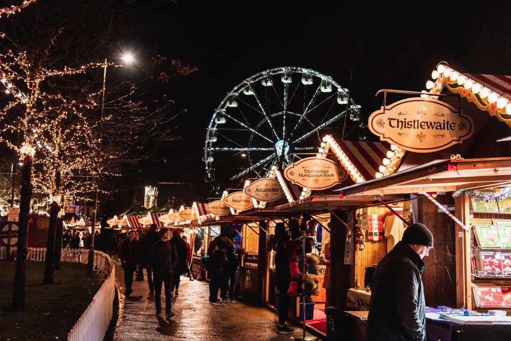 Christmas in galway, galway city, christmas time, christmas lights, street photography, tourist, christmas markets galway