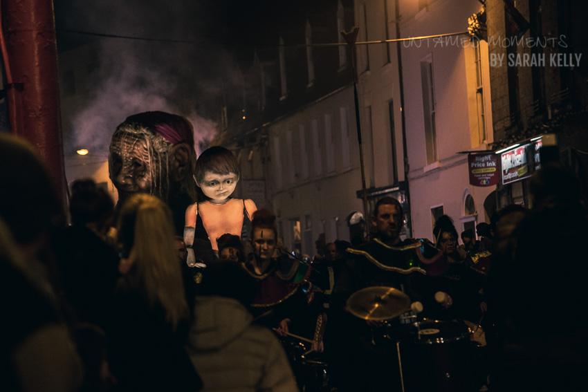 macnas parade galway, macnas galway, halloween, halloween parade, galway city