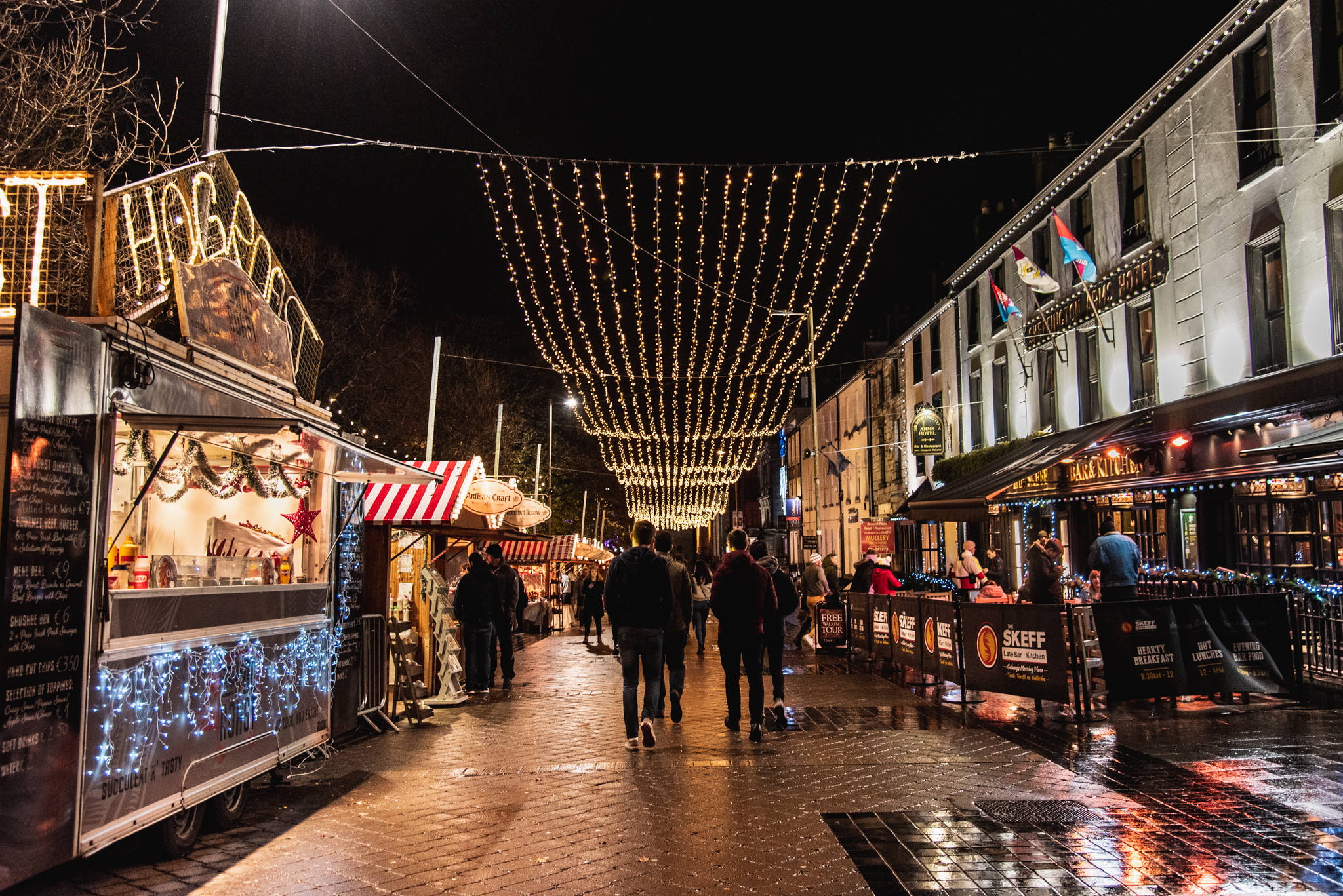 christmas markets galway