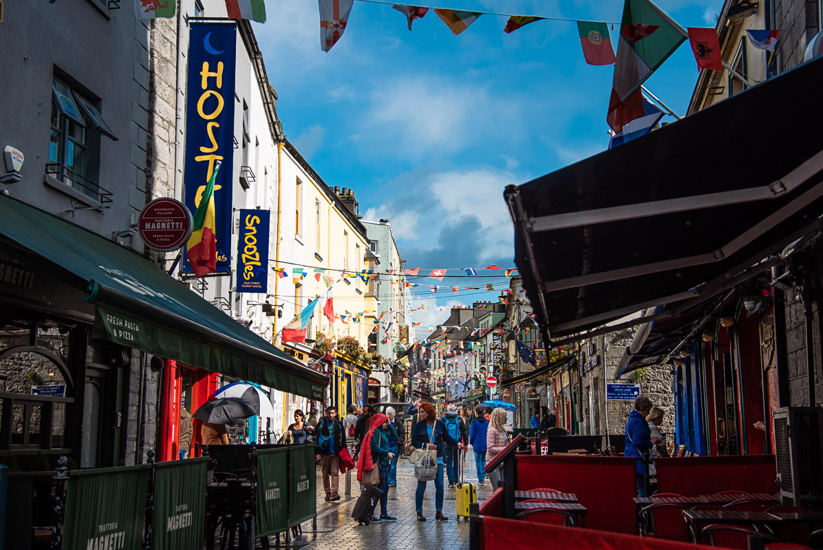 Cool Places to Eat in Galway