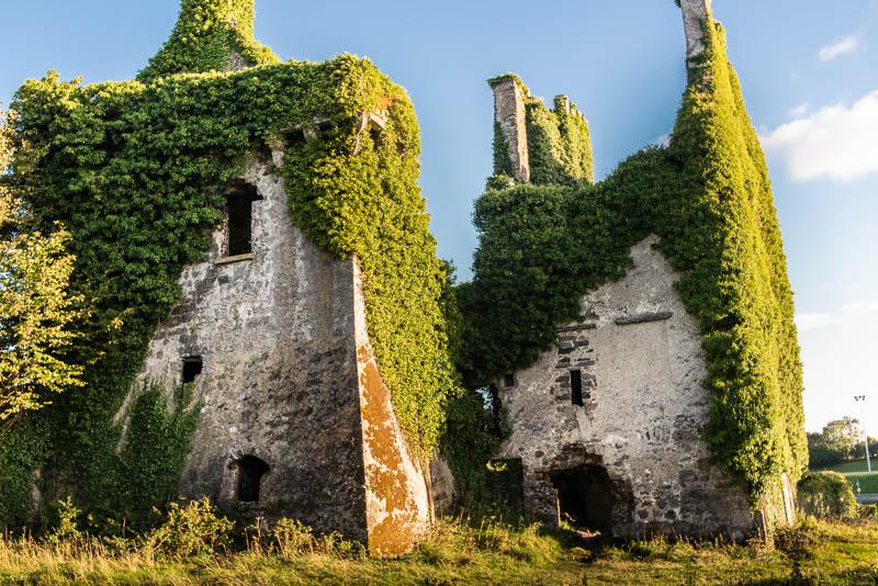 visiting menlo castle, menlo castle, galway city attractions