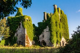 visiting menlo castle, menlo castle, galway city attractions