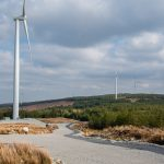 galway wind way, windmill, wind turbine, oughterard, Galway, ireland