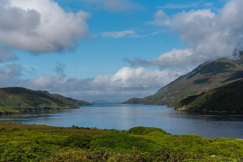 killary fjord, harbour, galway