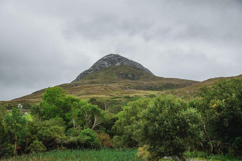 Diamond hill hike, mountain, green, galway, ireland