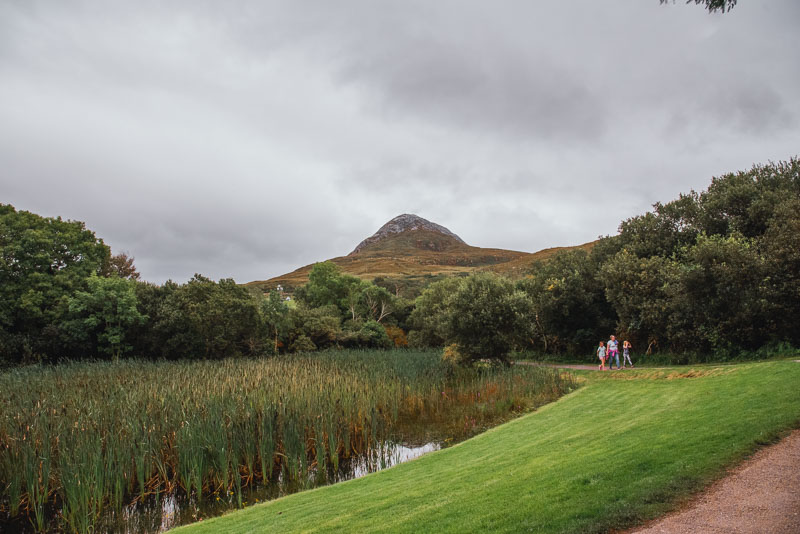Diamond Hill Hike | Amazing Hike in Galway Ireland