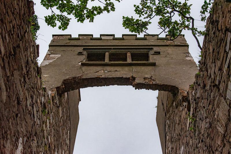 ruins galway