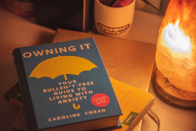 owning it book for anxiety